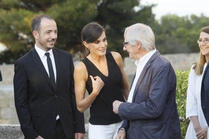 La Reina Letizia inaugura la novena edición del Atlàntida Film Fest en el Castillo de Bellver