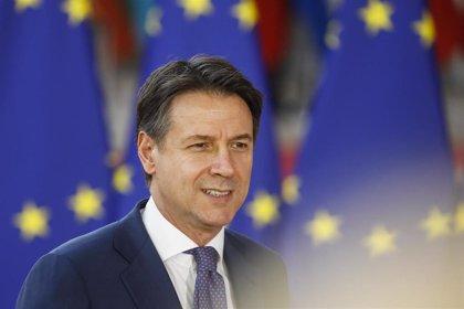 """Conte dice que Italia contará con un comisario y """"posiblemente"""" una vicepresidencia en la Comisión Europea"""