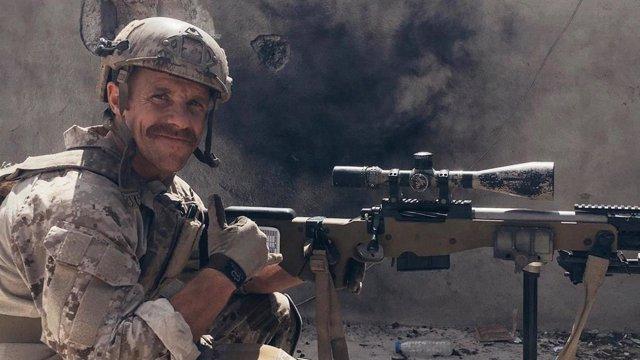 El militar estadounidense Edward Gallagher.