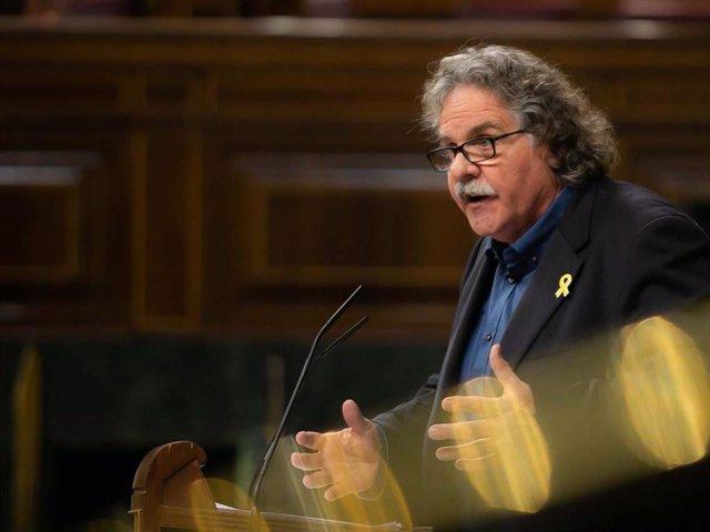 Joan Tardà, de ERC, imatge d'arxiu