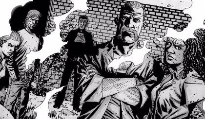 El final sorpresa de The Walking Dead en los cómics que Kirkman justifica aludiendo a Juego de tronos