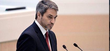 Abdo Benítez presenta su primer informe de gestión ante el Congreso de Paraguay