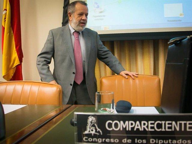 Defensor del Pueblo, Francisco Fernández Marugán.