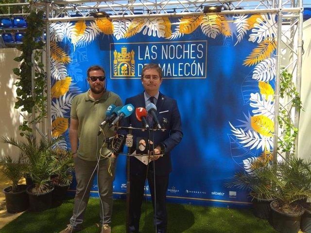 Presentación de 'Las Noches del Malecón'