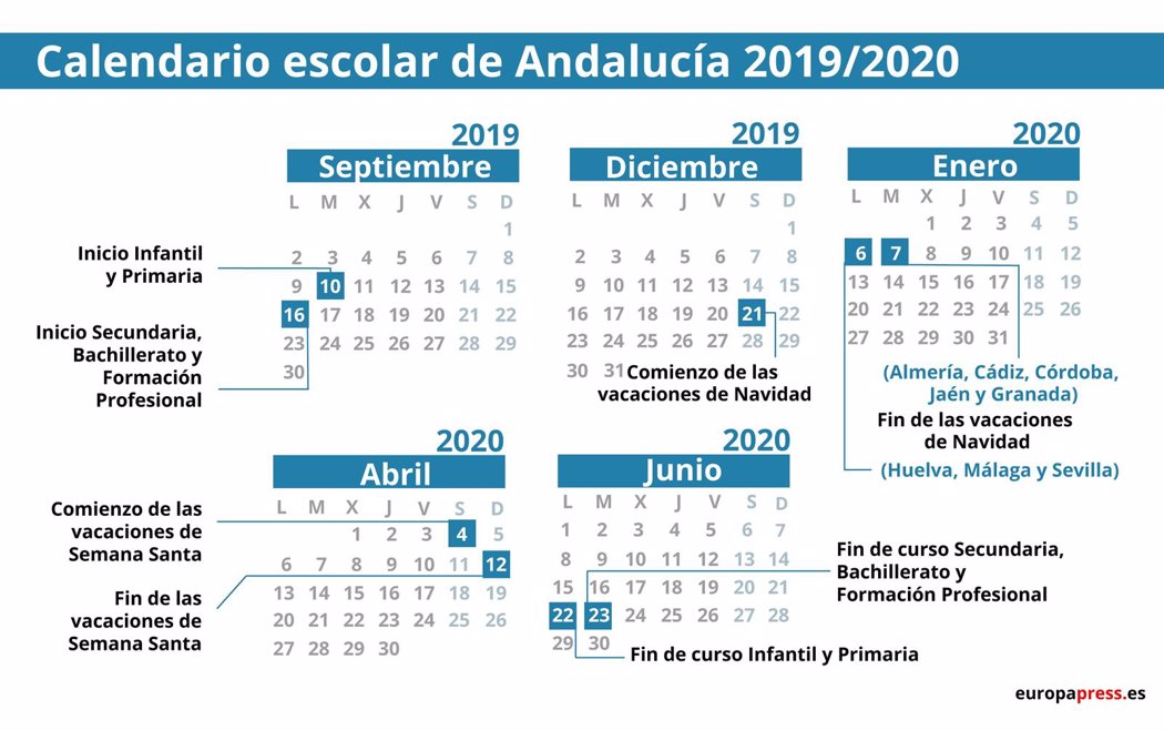 Calendario Laboral Construccion 2020.Calendario Laboral Malaga 2020