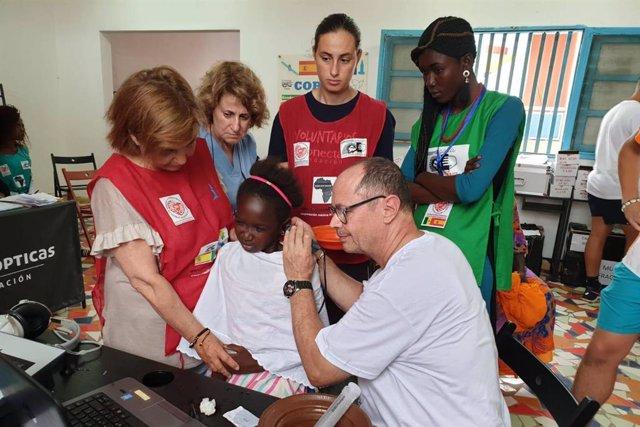 Fundación Multiópticas viaja a Senegal con Ecodesarrollo Gaia para mejorar la salud visual de la población