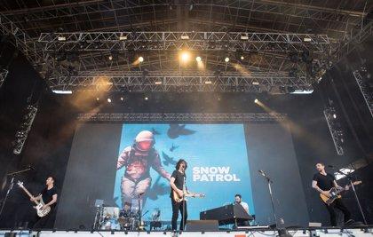 Snow Patrol estrenan nueva canción para celebrar su 25 aniversario