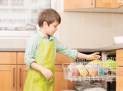 La responsabilidad: niños responsables por edades