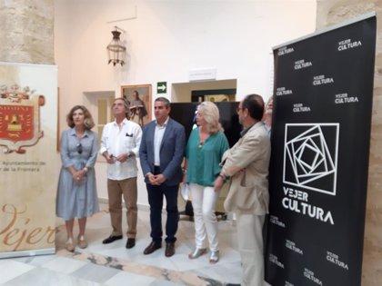 """La Junta y el Ayuntamiento de Vejer (Cádiz) inauguran la muestra fotográfica """"Zurbarán: la luz imposible"""" de 'Tercero F'"""