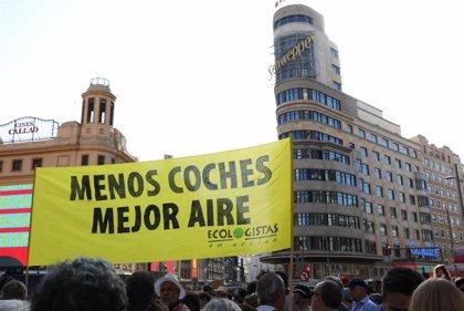 """Sanidad Ambiental cree que 'Madrid Central' era """"valiente"""" pero """"escaso"""""""