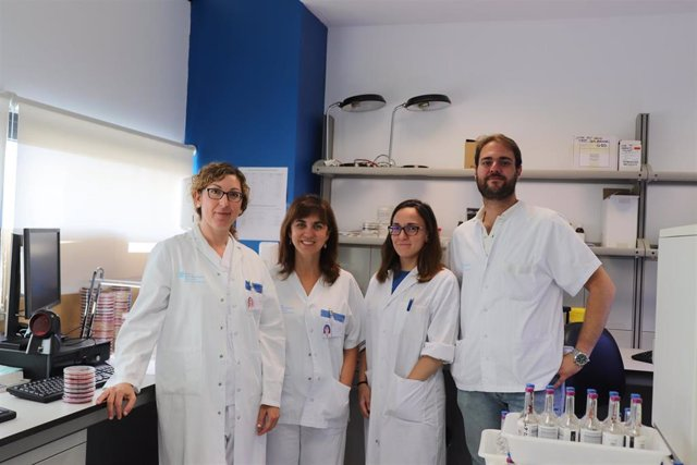 Imagen del equipo de profesionales que integran el Área de Salud de Ibiza y Formentera.