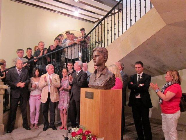 Homenaje De Ermua,  15 Aniversario M.Ángel Blanco (archivo)