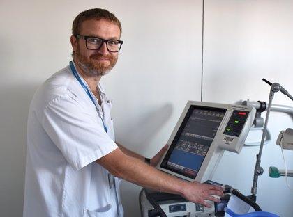Observan mejor resultados en estrategias de menor esfuerzo en la respiración artificial en pacientes de la UCI
