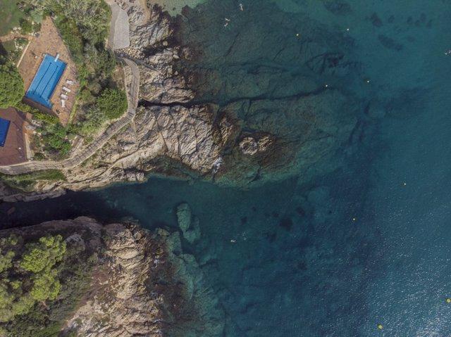 Desierto submarino en la Costa Brava
