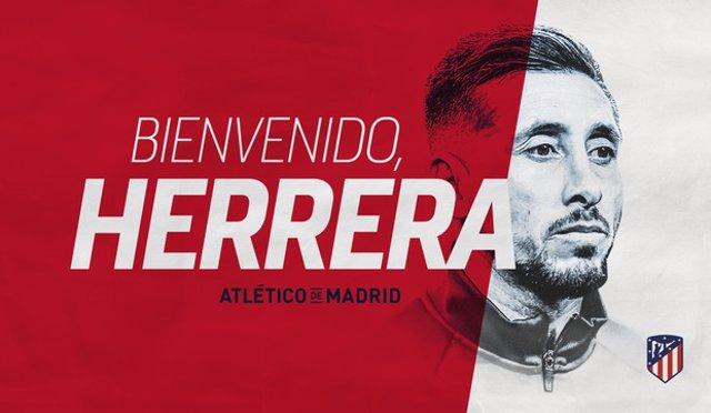 Héctor Herrera ficha por el Atlético
