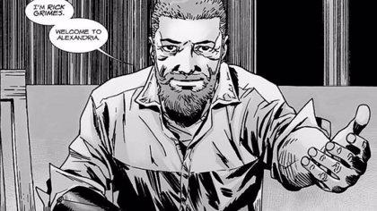 Robert Kirkman desvela cuál era el final original de The Walking Dead