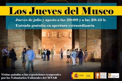 El Museo Nacional de Arte Romano de Mérida abrirá por las noches y ...