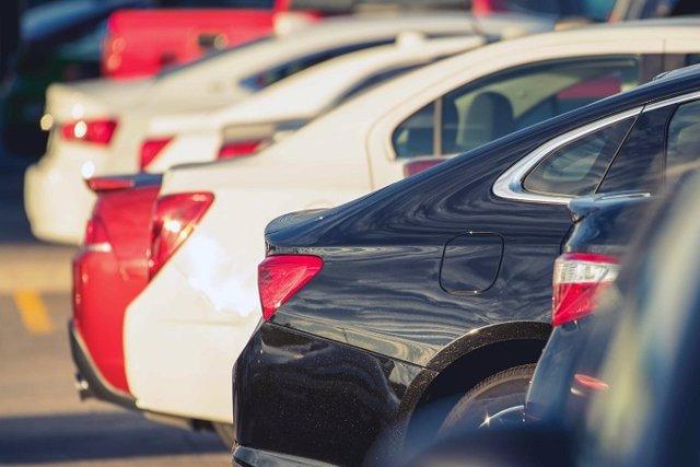 Vehicles d'ocasió a la venda