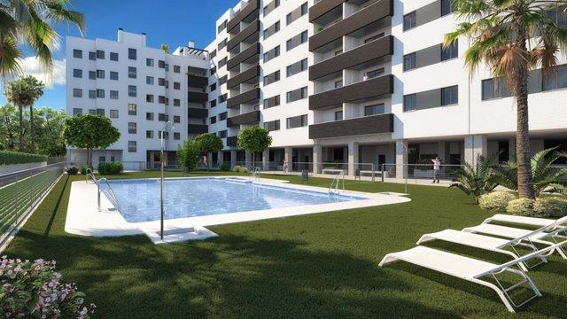 Fwd: Nota De Prensa: Habitat Inmobiliaria Amplia Su Presencia En Málaga Con Una