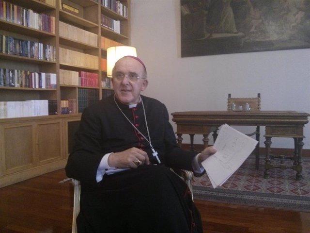 Arzobispo de Madrid, Carlos Osoro
