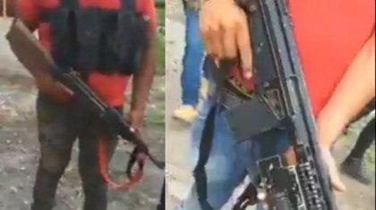 """La amenaza de Los Viagra al Cártel Jalisco Nueva Generación: """"'Mencho' aquí estamos, no te tenemos miedo"""""""