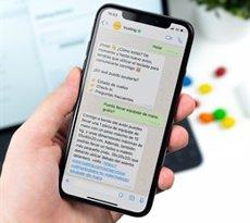 Vueling crea un assistent virtual a través de WhatsApp per als seus clients (VUELING)