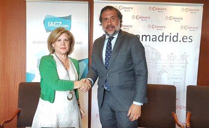 IAG7 Viajes renueva su acuerdo con el Club Cámara Madrid