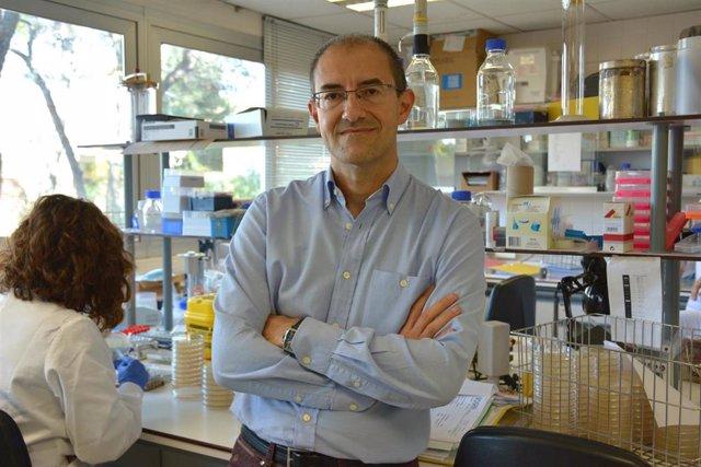 Jesús Oteo, nuevo director del Centro Nacional de Microbiología.