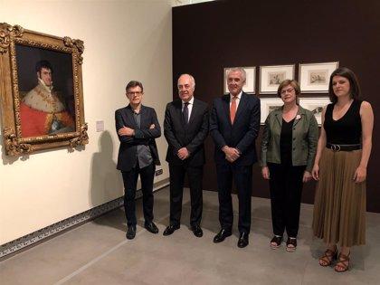 Zaragoza.- El Museo Goya recrea el viaje de regreso del rey Fernando VII de su cautiverio en Valenay a Madrid en 1814
