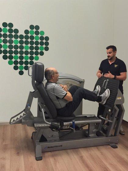 Entrenar la fuerza aumenta la masa muscular y capacidad funcional de los mayores en sólo 12 semanas