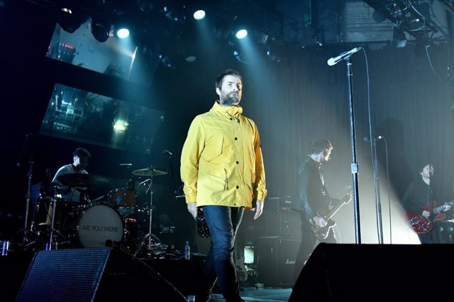 LIAM GALLAGHER EN MADRID