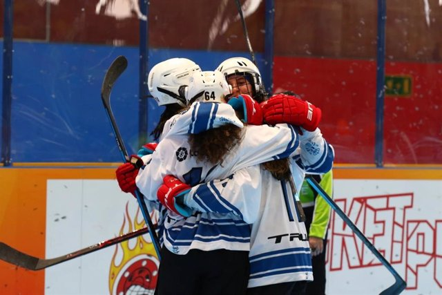 La Sub-19 femenina se cuelga el oro en el hockey patines de los World Roller Games