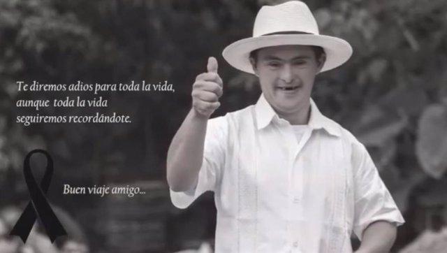 Muerte Albeiro Ruíz Chacón