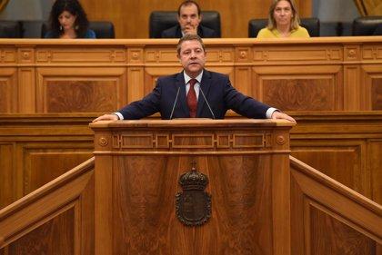 El DOCM publica el Real Decreto que nombra a García-Page presidente de la Junta de C-LM