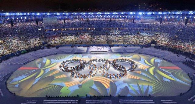 Río de Janeiro despide los Juegos Olímpicos de 2016