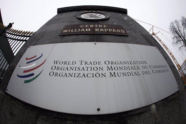 Sede de la Organización Mundial del Comercio (OMC).