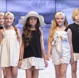 Imagen de archivo de la Feria Internacional de la Moda Infantil y Juvenil