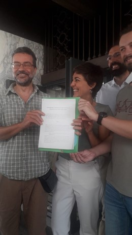 Miembros de Ecologistas, Greenpeace y la Plataforma en Defensa de Madrid Central presentan un recurso contra la moratoria de multas de Madrid Central