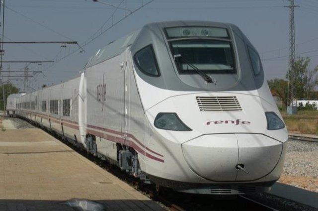 Tren TALGO