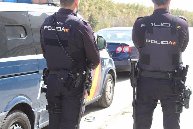Málaga.- Sucesos.- La Policía Nacional recupera en Benahavís un coche sustraído en Países Bajos y detiene a una persona