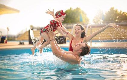 Las primeras vacaciones con tu bebé
