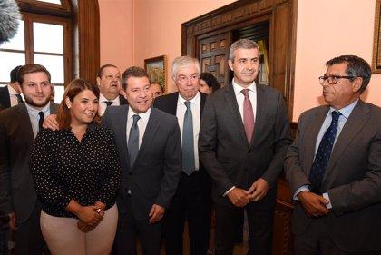 """Page avanza que el problema de los trasvases será lo primero a """"discutir"""" con el futuro Gobierno de Sánchez"""