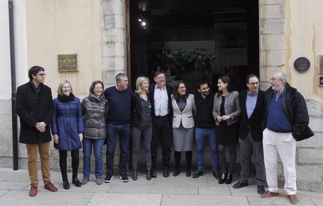 Primer seminari de govern en Morella en 2016