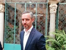 El consejero de Hacienda, Industria y Energía de la Junta de Andalucía, Juan Bravo.