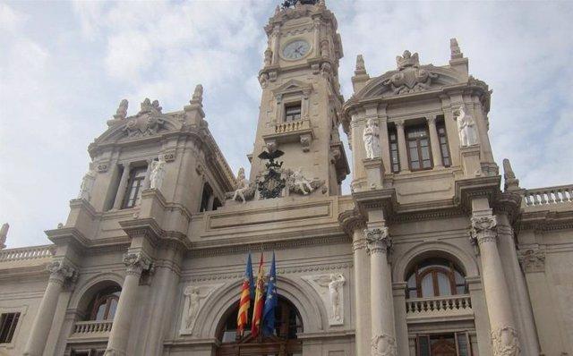Imagen del Ayuntamiento de València