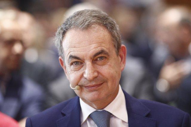 José Luis Rodríguez Zapatero clausura dos programas sobre liderazgo de la Universidad Pontificia de Comillas y de la Universidad de Deusto