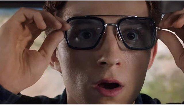 Imagen de Tom Holland en Spider-Man: Lejos de casa