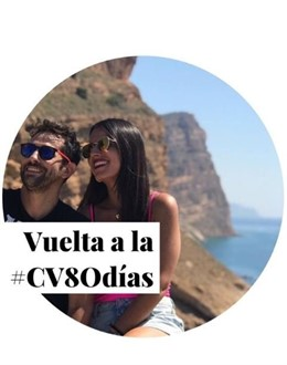 Portada de la Vuelta a la Comunitat Valenciana en 80 días