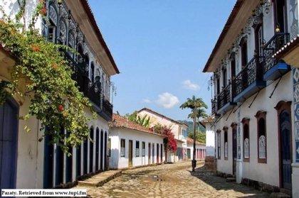 Paraty e Isla Grande, los dos tesoros de Brasil nombrados Patrimonio Mundial de la UNESCO