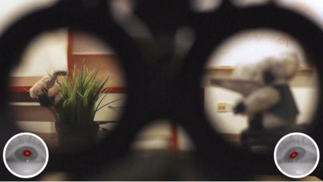 Los ingenieros de Stanford están probando un par de gafas inteligentes que pueden enfocarse automáticamente en lo que sea que esté mirando.